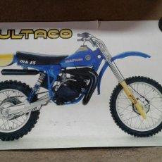 Coches y Motocicletas: BULTACO PURSANG. Lote 133491982