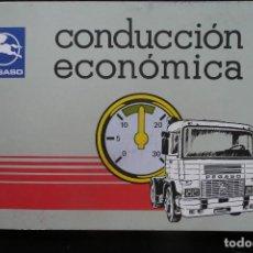 Coches y Motocicletas: PEGASO-MANUAL CONDUCCION ECONOMICA+ GUIA ASISTENCIA TECNICA. Lote 134999962