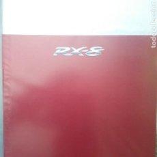 Coches y Motocicletas: CATÁLOGO MAZDA RX8 (RX 8) (RX-8). Lote 135446194