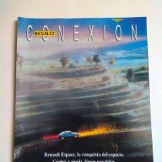 Coches y Motocicletas: CONEXION RENAULT CATALOGO - RENAULT ESPACE ALPINE A610 19 CHAMADE 16V 21 Y 25 BACCARA CLIO 16V. Lote 135510350
