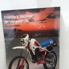 Voitures et Motocyclettes: DERBI VARIANT DERBI YUMBO CATALOGO PUBLICITARIO ORIGINAL . Lote 135528566