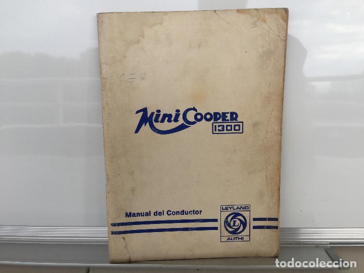 Manual de instrucciones mini cooper 2002 | manual books.