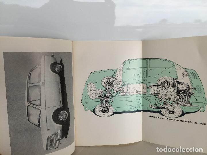 Coches y Motocicletas: SEAT 850 D ESPECIAL MANUAL DE USUARIO 1972 - Foto 2 - 135547274