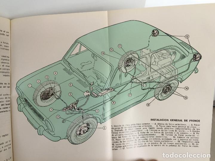 Coches y Motocicletas: SEAT 850 D ESPECIAL MANUAL DE USUARIO 1972 - Foto 4 - 135547274