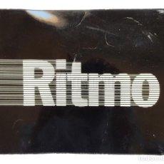 Coches y Motocicletas: CATALOGO PUBLICIDAD SEAT RITMO AÑO 1979 EN CASTELLANO. Lote 136526582