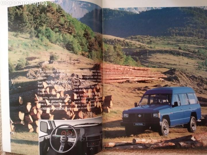 Coches y Motocicletas: Catálogo Nissan Patrol 4x4 Comercial - Foto 2 - 137361674