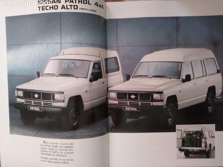 Coches y Motocicletas: Catálogo Nissan Patrol 4x4 Comercial - Foto 3 - 137361674