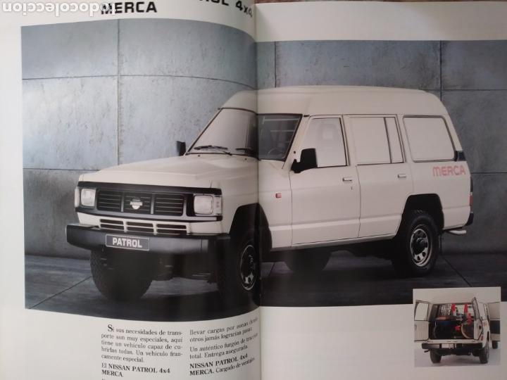Coches y Motocicletas: Catálogo Nissan Patrol 4x4 Comercial - Foto 4 - 137361674