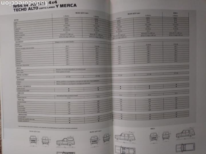 Coches y Motocicletas: Catálogo Nissan Patrol 4x4 Comercial - Foto 6 - 137361674