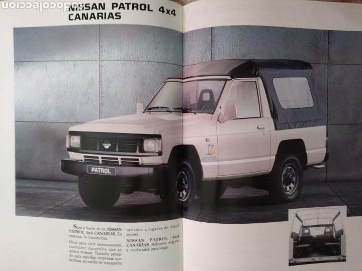 Coches y Motocicletas: Catálogo Nissan Patrol 4x4 Comercial - Foto 7 - 137361674