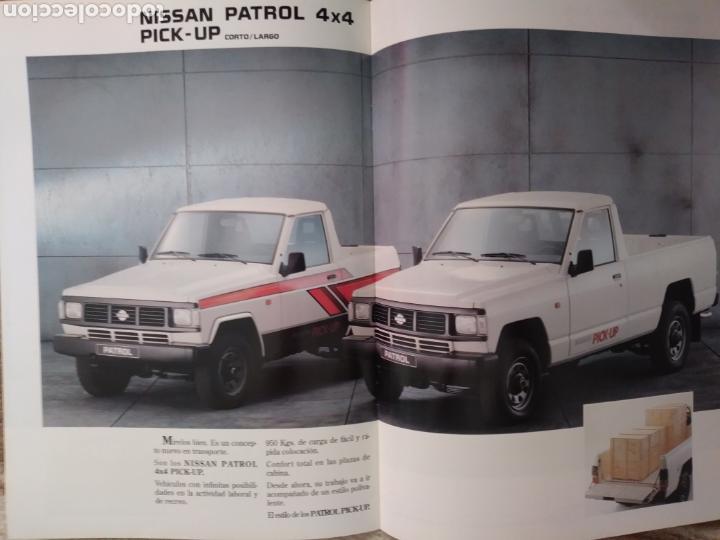 Coches y Motocicletas: Catálogo Nissan Patrol 4x4 Comercial - Foto 8 - 137361674