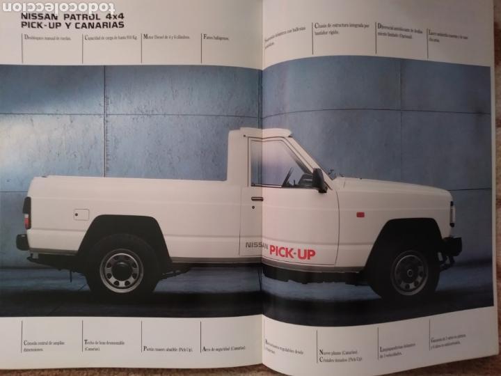 Coches y Motocicletas: Catálogo Nissan Patrol 4x4 Comercial - Foto 9 - 137361674