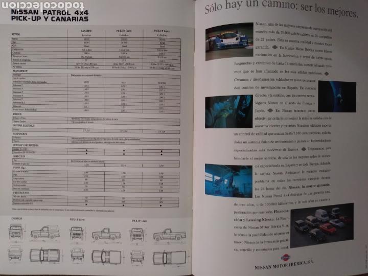 Coches y Motocicletas: Catálogo Nissan Patrol 4x4 Comercial - Foto 10 - 137361674