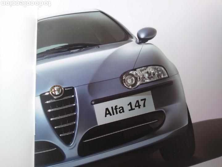 Coches y Motocicletas: Catálogo Alfa Romeo 147 - Foto 2 - 137389442