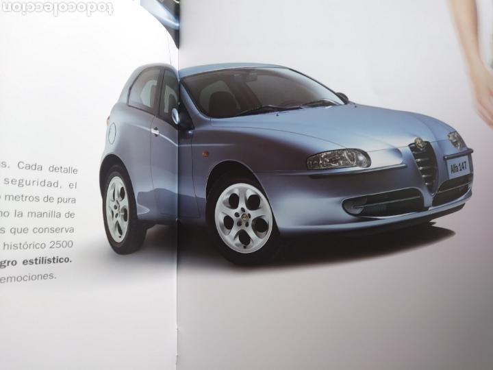 Coches y Motocicletas: Catálogo Alfa Romeo 147 - Foto 3 - 137389442