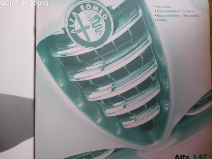 Coches y Motocicletas: Catálogo Alfa Romeo 147 - Foto 11 - 137389442