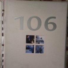 Coches y Motocicletas: CATÁLOGO PEUGEOT 106. Lote 137496096
