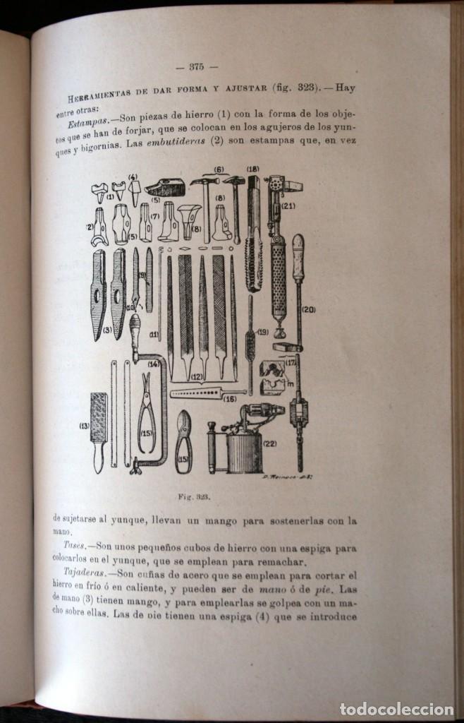 Coches y Motocicletas: TRATADO PRACTICO DE AUTOMOVILES - GUILLERMO ORTEGA / RICARDO GOYTRE - 1914 - Foto 4 - 137561850