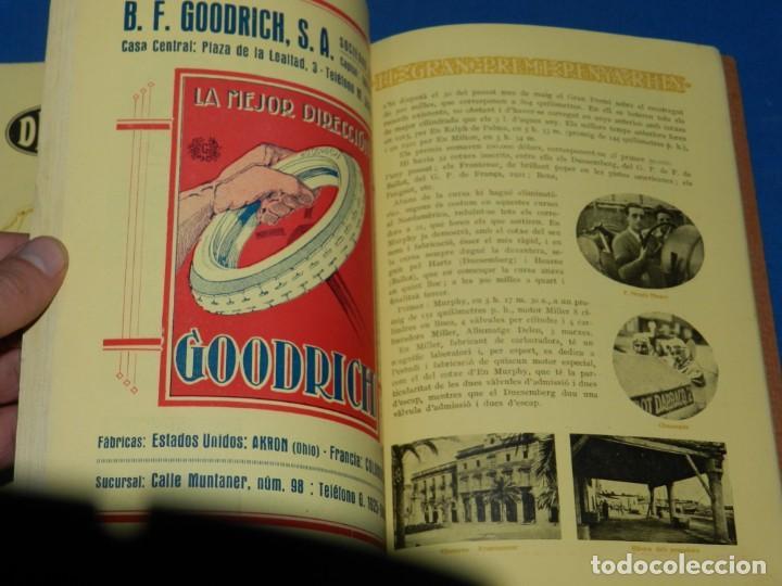 Coches y Motocicletas: CATALOGO PROGRAMA PENYA RHIN II GRAN PREMI 1922 VILAFRANCA DEL PENEDES , COCHES - Foto 4 - 138048138