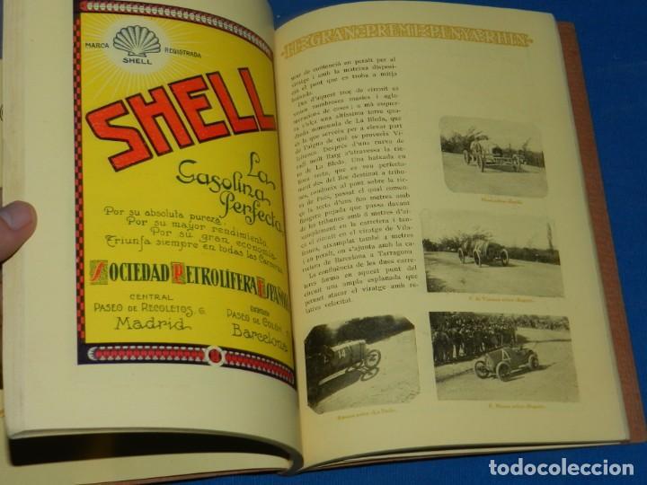 Coches y Motocicletas: CATALOGO PROGRAMA PENYA RHIN II GRAN PREMI 1922 VILAFRANCA DEL PENEDES , COCHES - Foto 5 - 138048138