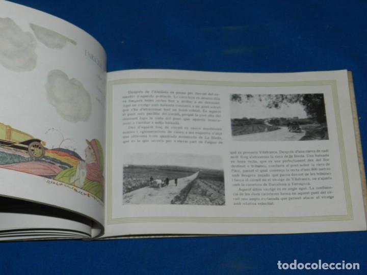 Coches y Motocicletas: PROGRAMA CURSA INTERNACIONAL DE VOITURETTES GRAN PREMI PENYA RHIN 1921 COCHES , ILUSTRADO - Foto 4 - 138048578