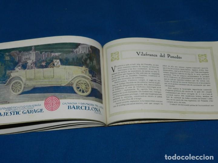 Coches y Motocicletas: PROGRAMA CURSA INTERNACIONAL DE VOITURETTES GRAN PREMI PENYA RHIN 1921 COCHES , ILUSTRADO - Foto 7 - 138048578