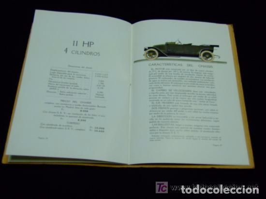 Coches y Motocicletas: CATÁLOGO COCHES RENAULT ORIGINAL DE 1914 - Foto 6 - 139036402