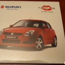 Coches y Motocicletas: CD MÚSICA SUZUKI. Lote 139079544