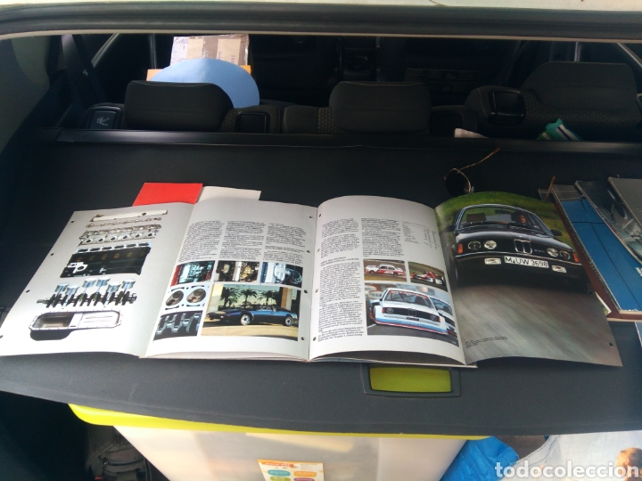 Coches y Motocicletas: Catalogos catalogo katalog en aleman 316 318 320 323 i - Foto 4 - 139377986