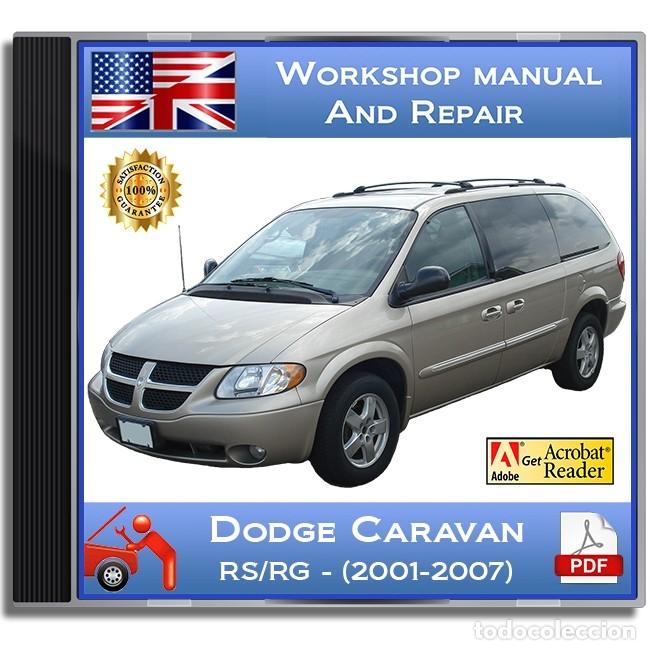 dodge caravan 2001 2007 workshop service manual pdf