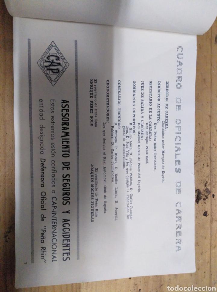Coches y Motocicletas: Programa oficial gran premio de españa - Foto 3 - 140365570