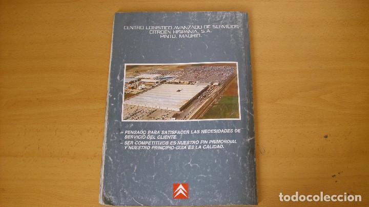 Manual Taller Gu U00eda Tasaciones Citroen C15 1994