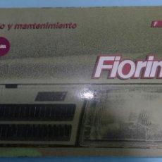 Coches y Motocicletas: USO Y MANTENIMIENTO DEL FIAT FIORINO.. Lote 140724625