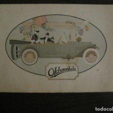 Coches y Motocicletas: OLDSMOBILE - CATALOGO DE COCHES ANTIGUO -VER FOTOS-(V-15.306). Lote 140914414