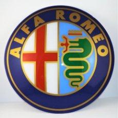 Coches y Motocicletas: CARTEL PUBLICITARIO ALFA ROMEO. Lote 141016614