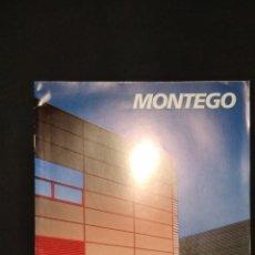 Carros e motociclos: AUSTIN ROVER MONTEGO .- CATALOGO 1988. Lote 141509760