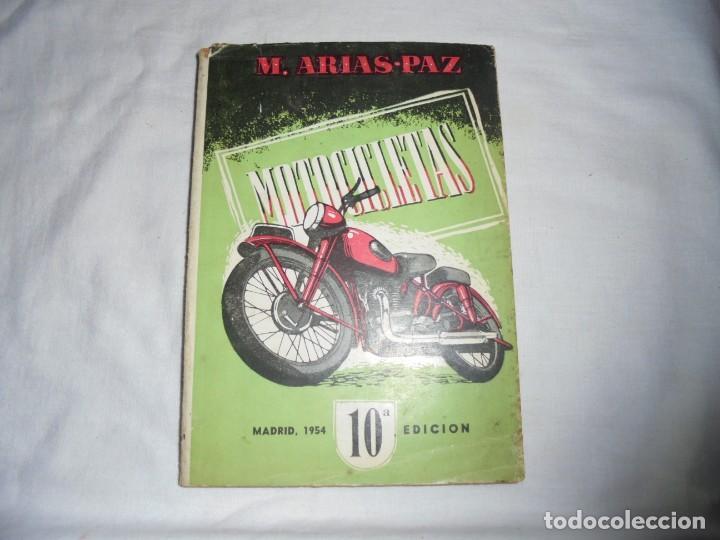motocicletas ariaspaz
