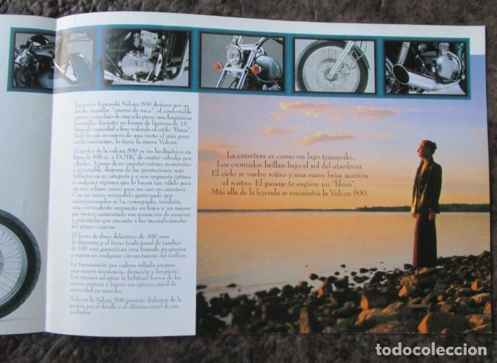 Coches y Motocicletas: catalogo original kawasaki vulcan 500 - Foto 3 - 37551281