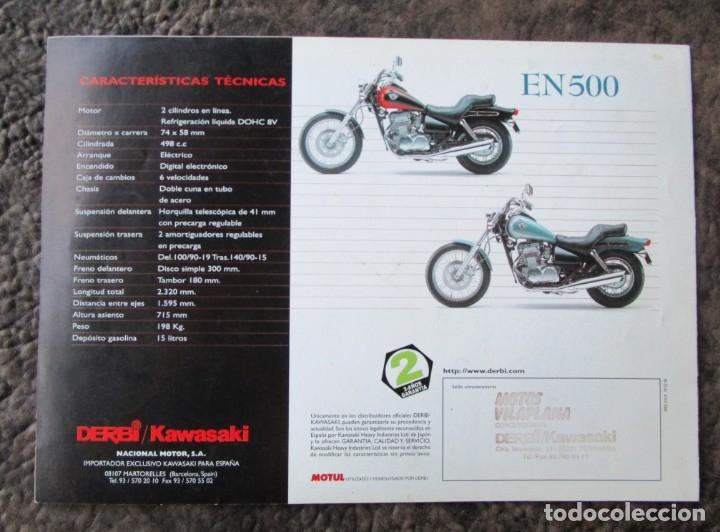 Coches y Motocicletas: catalogo original kawasaki vulcan 500 - Foto 4 - 37551281