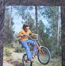 Coches y Motocicletas: CATALOGO ORIGINAL DERBI BICICLETAS RABASA BICICLETA. Lote 109286487