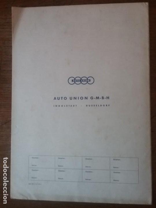 Coches y Motocicletas: DKW RT 350 , manual original. - Foto 2 - 142359326