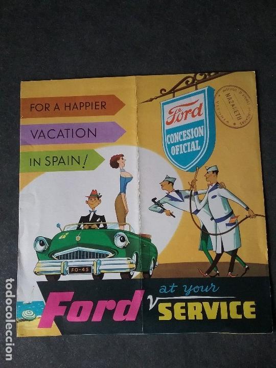 Coches y Motocicletas: Ford , catálogo original. - Foto 6 - 142360006