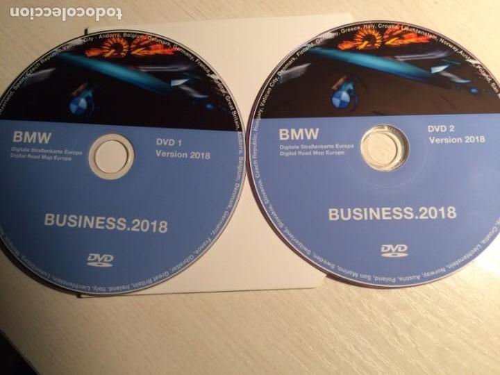 bmw update dvd road map europe business 2018 dv - Kaufen Kataloge ...