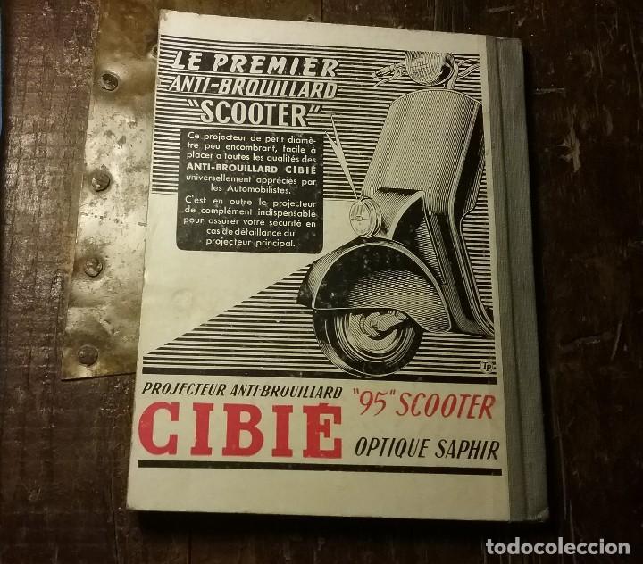 Coches y Motocicletas: Vespa , manual original frances . - Foto 2 - 142685718