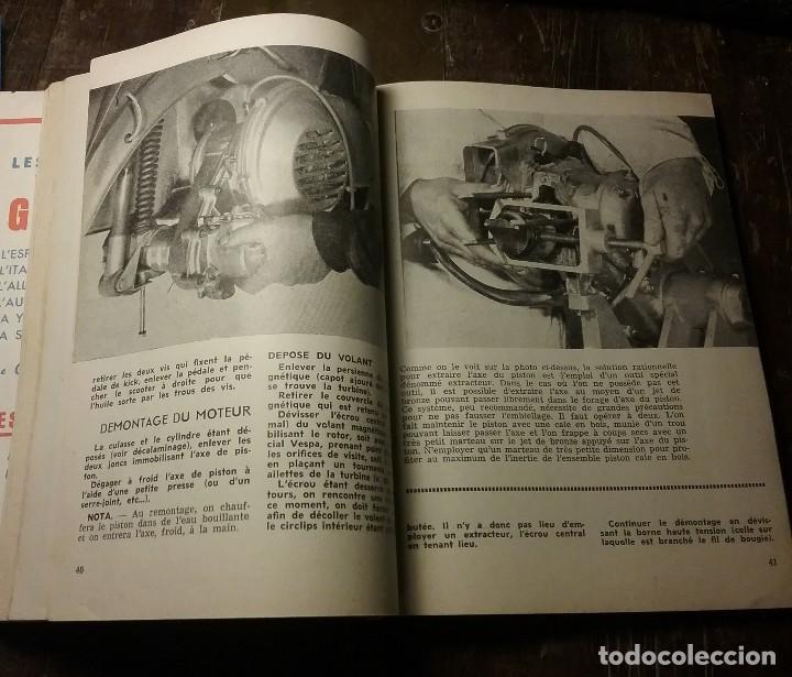 Coches y Motocicletas: Vespa , manual original frances . - Foto 5 - 142685718