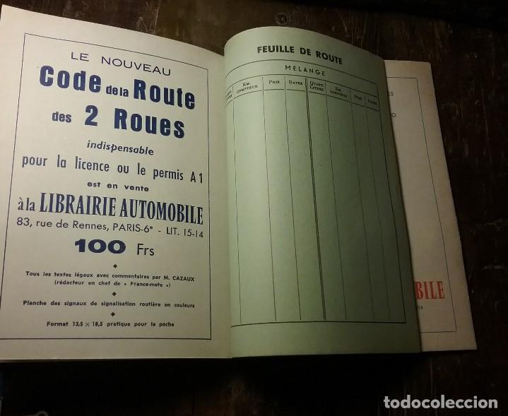 Coches y Motocicletas: Vespa , manual original frances . - Foto 7 - 142685718