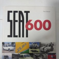 Coches y Motocicletas: LIBRO/SEAT 600/NUEVO¡¡¡¡¡¡¡¡¡. Lote 142719418