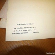 Coches y Motocicletas: BULTACO. Lote 142832962