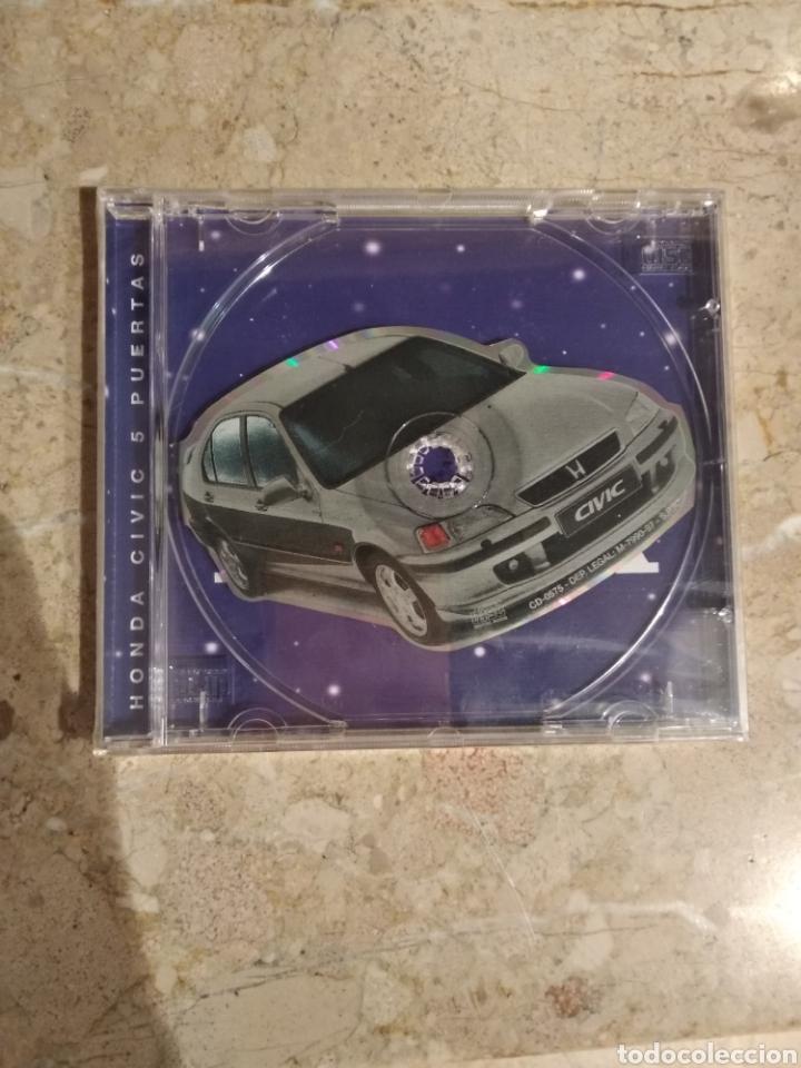 CD HONDA CIVIC 5 PUERTAS. PRECINTADO (Coches y Motocicletas Antiguas y Clásicas - Catálogos, Publicidad y Libros de mecánica)