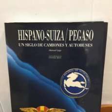 Coches y Motocicletas: HISPANO SUIZA PEGASO CAMIONES Y AUTOBUSES. Lote 143180486